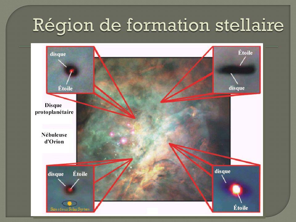 Région de formation stellaire