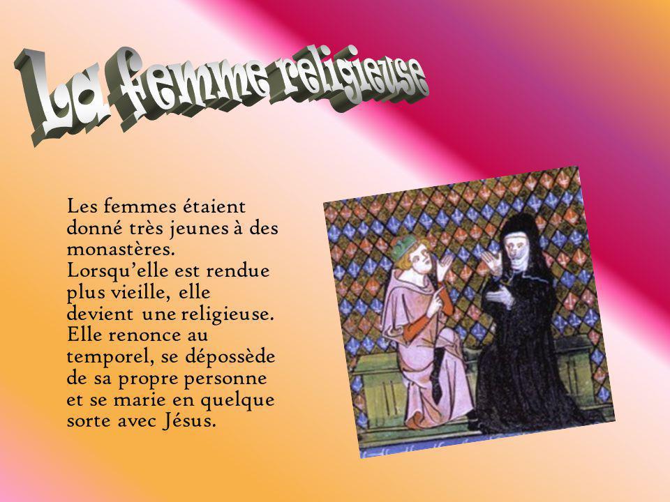 La femme religieuse