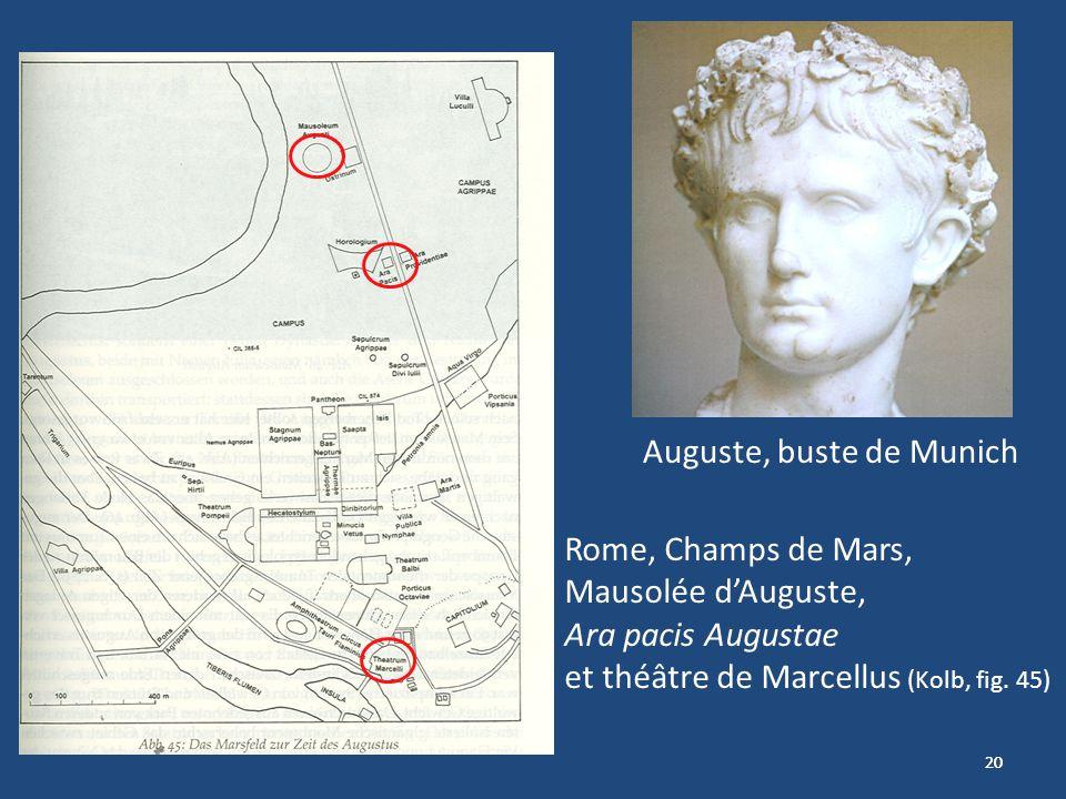 Auguste, buste de Munich