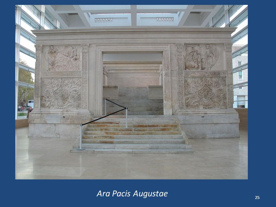 Ara Pacis Augustae 25 25