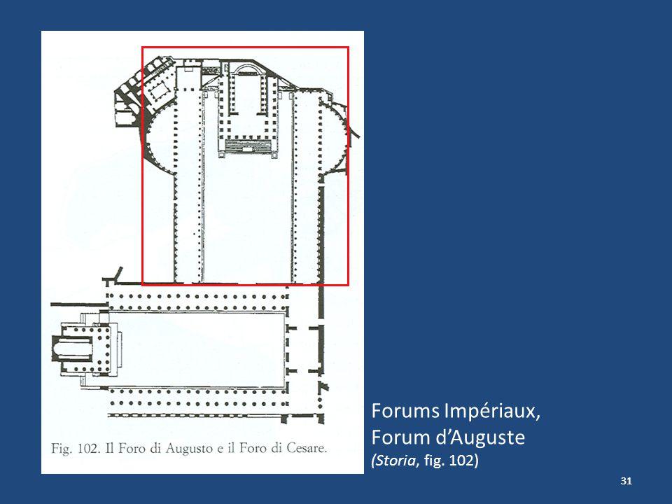 Forum d'Auguste (Storia, fig. 102)