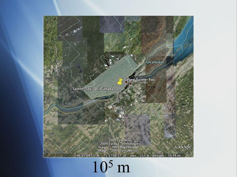 105 m