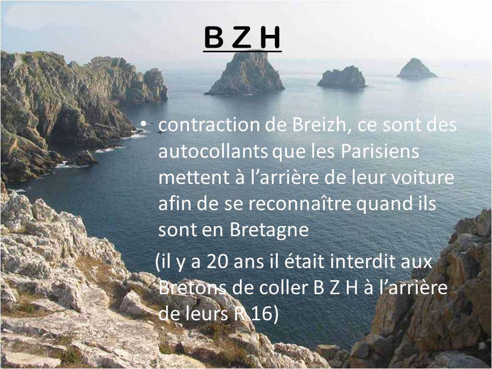 B Z H