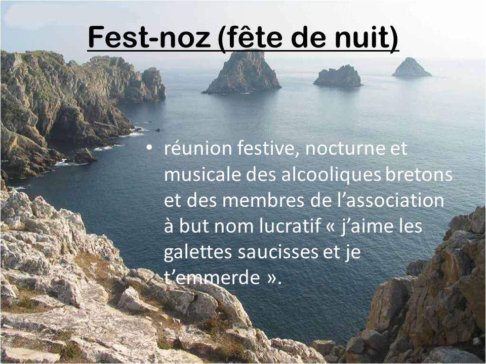 Fest-noz (fête de nuit)