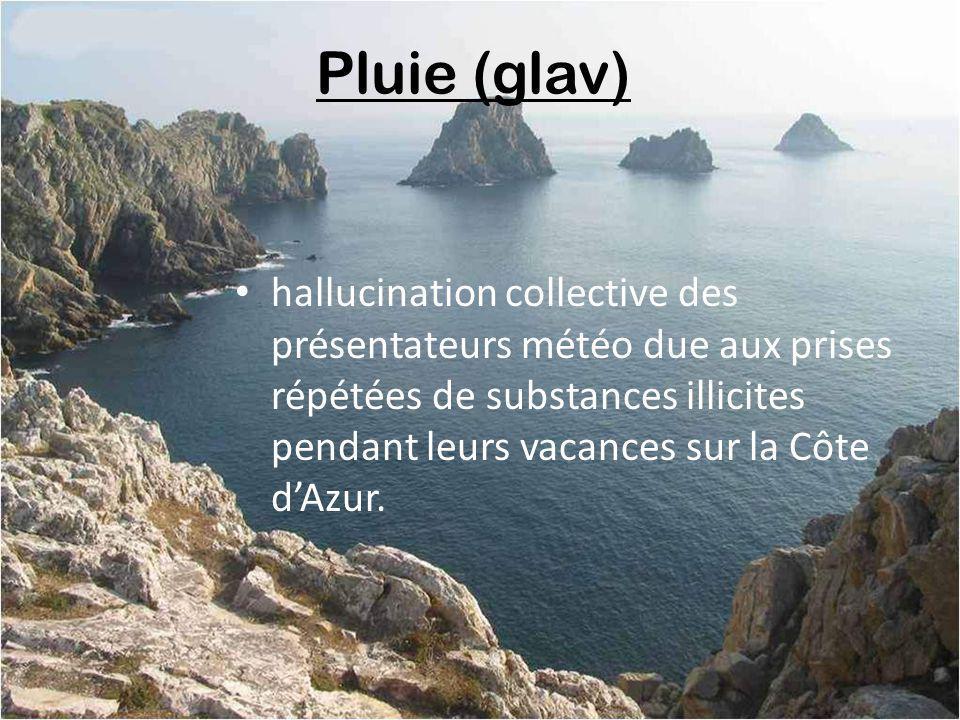 Pluie (glav)