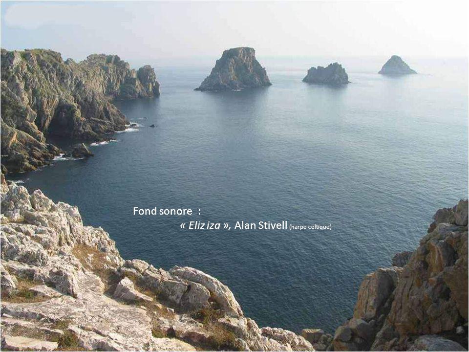 Fond sonore : « Eliz iza », Alan Stivell (harpe celtique)
