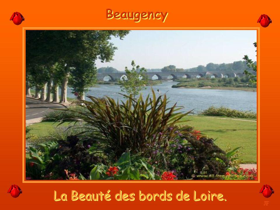 La Beauté des bords de Loire.