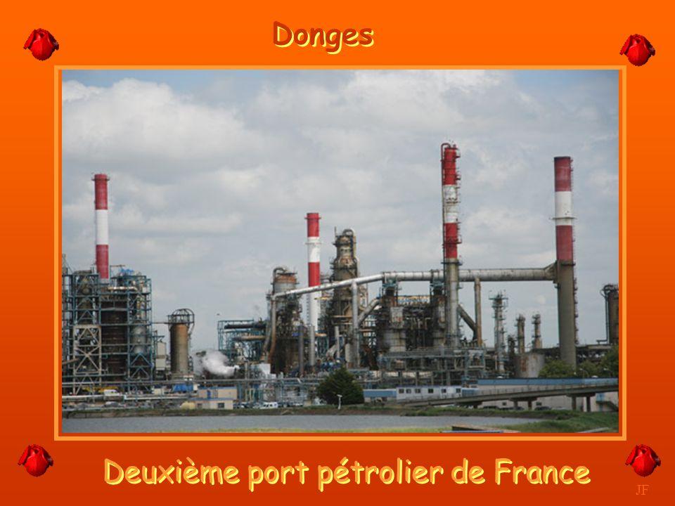 Deuxième port pétrolier de France