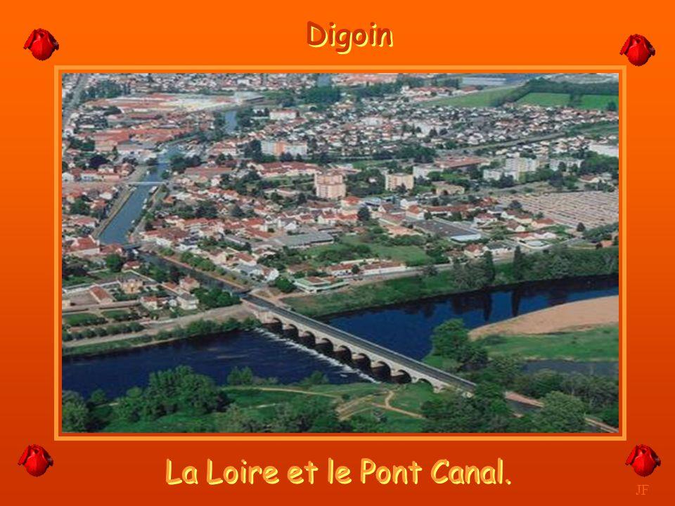La Loire et le Pont Canal.