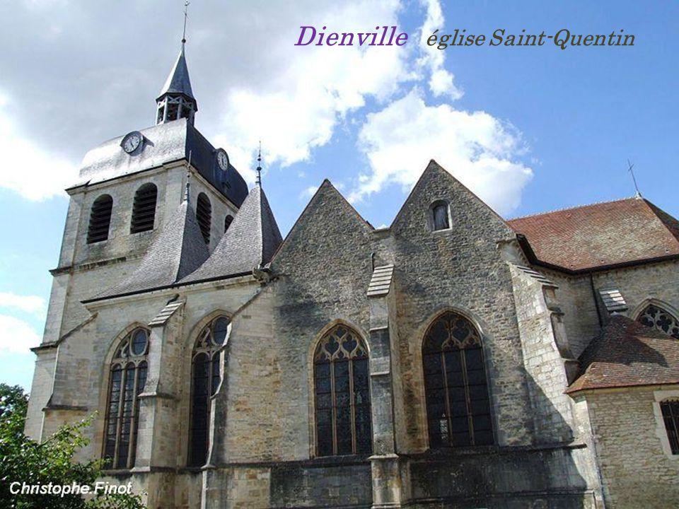 Dienville église Saint-Quentin