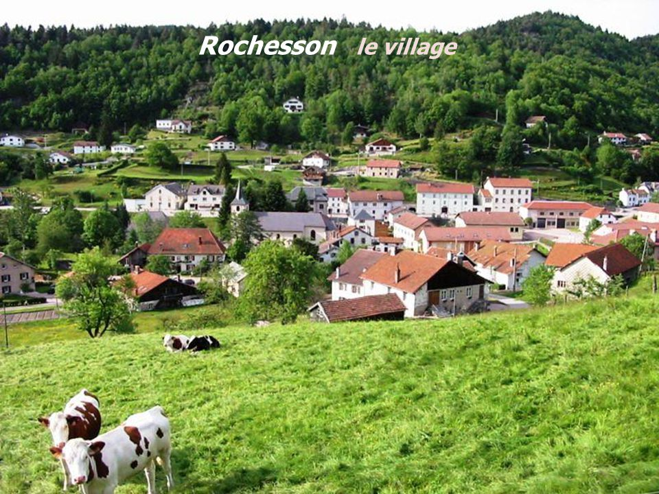 Rochesson le village
