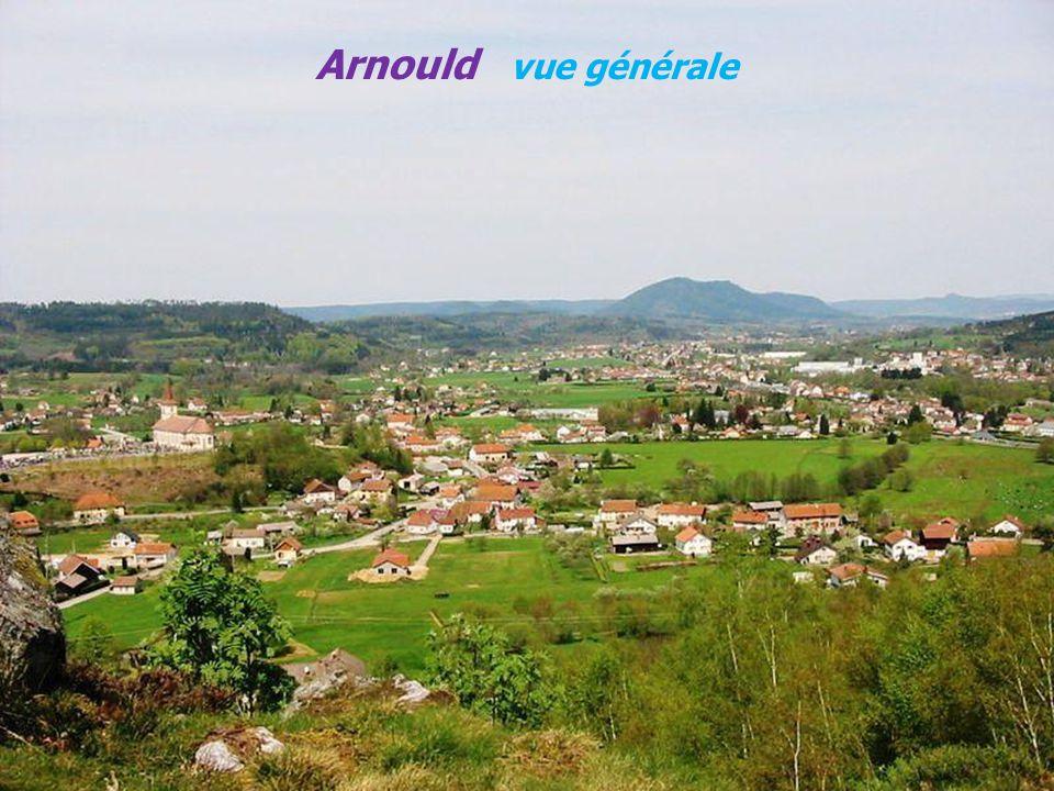 Arnould vue générale