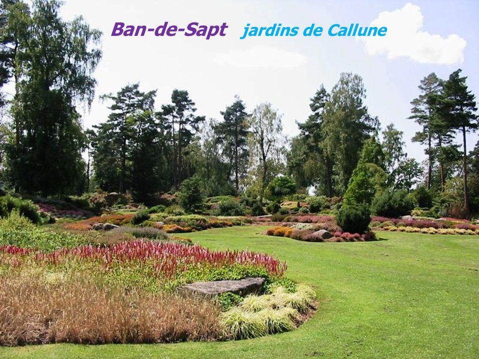 Ban-de-Sapt jardins de Callune