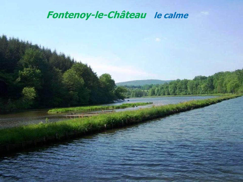 Fontenoy-le-Château le calme