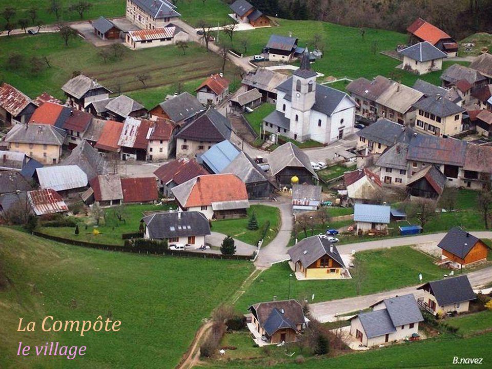 La Compôte le village