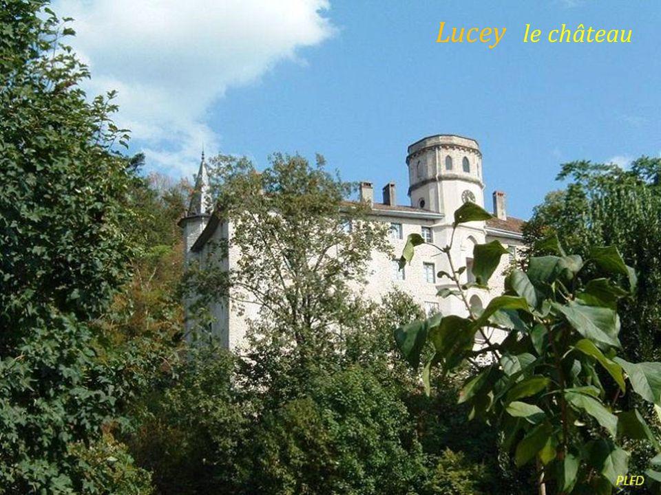 Lucey le château