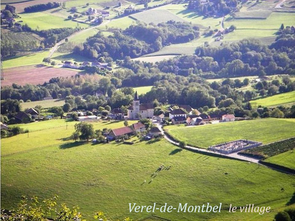 Verel-de-Montbel le village