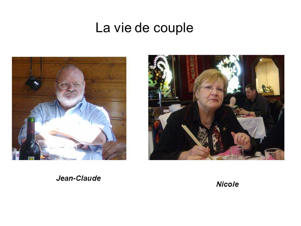 29/03/11 La vie de couple Jean-Claude Nicole