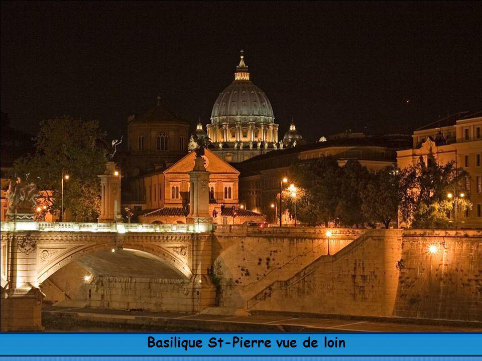 Basilique St-Pierre vue de loin