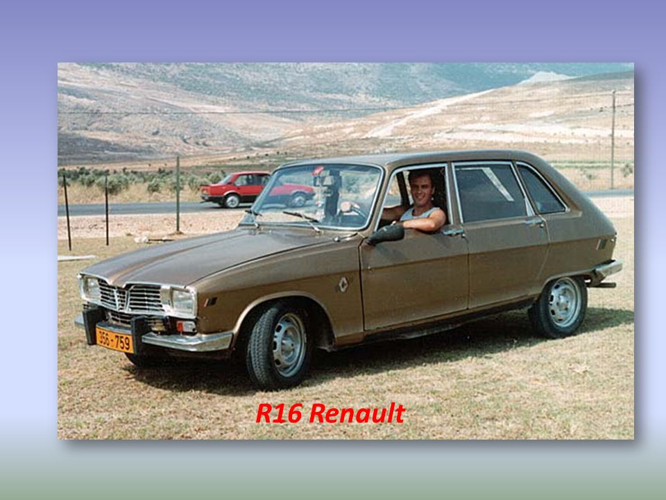 R16 Renault