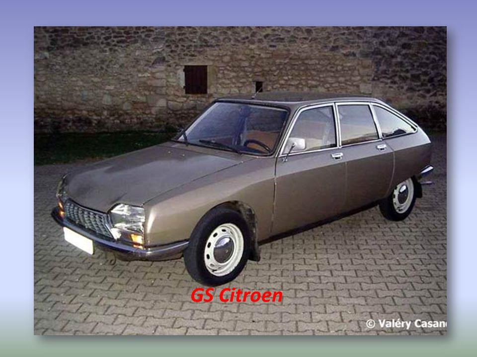 GS Citroen