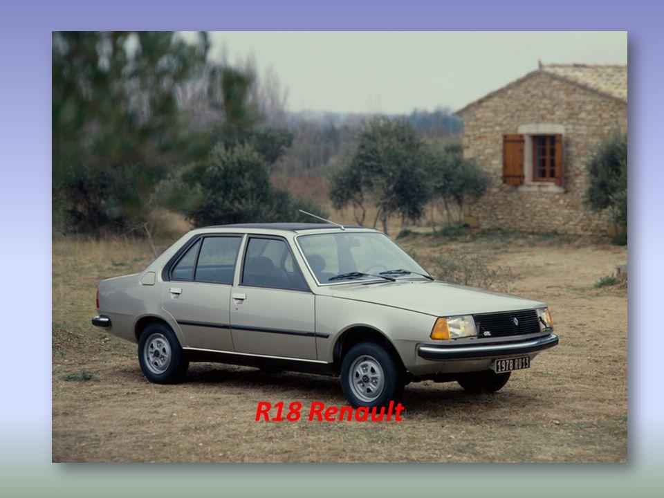 R18 Renault