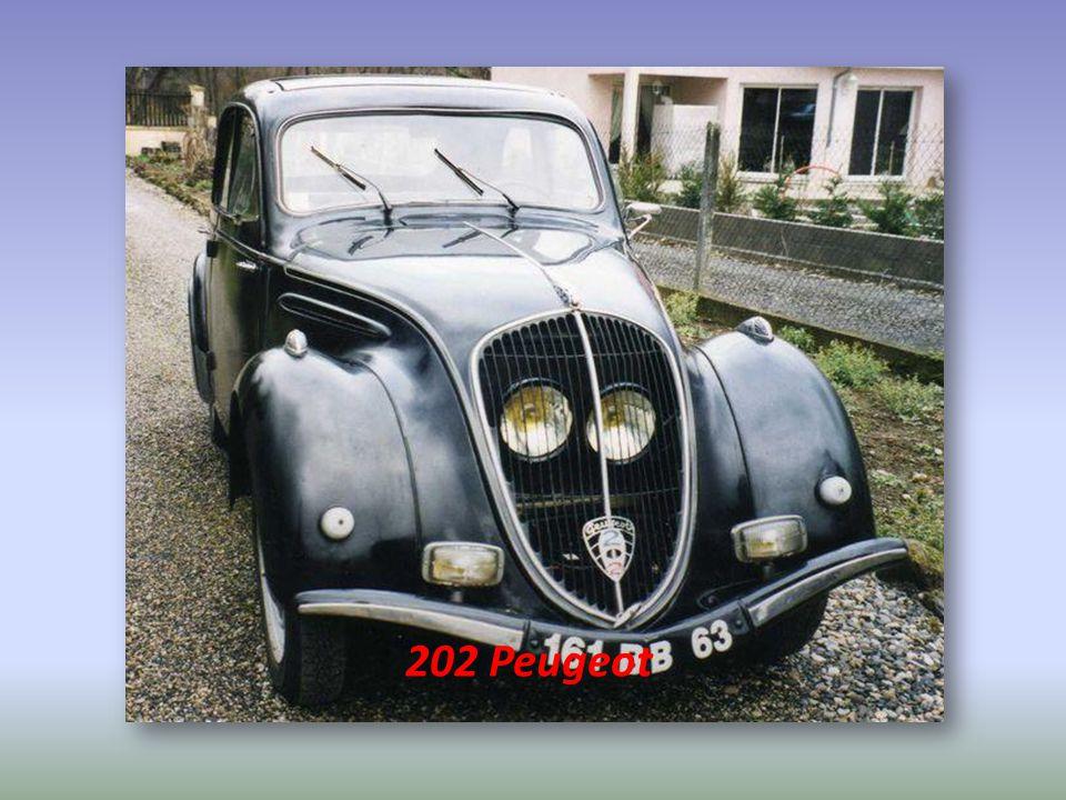 202 Peugeot