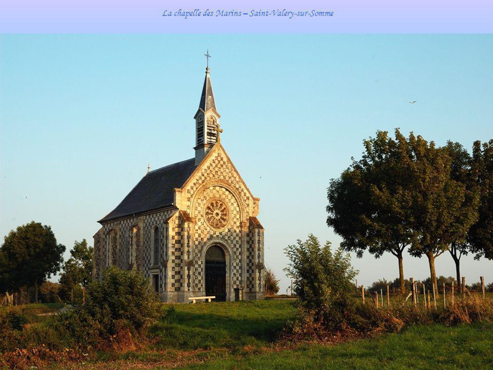 La chapelle des Marins – Saint-Valery-sur-Somme