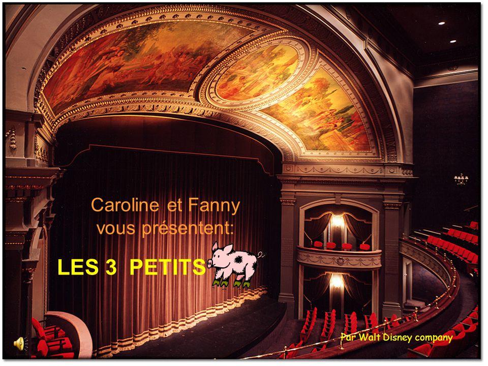 Caroline et Fanny vous présentent: