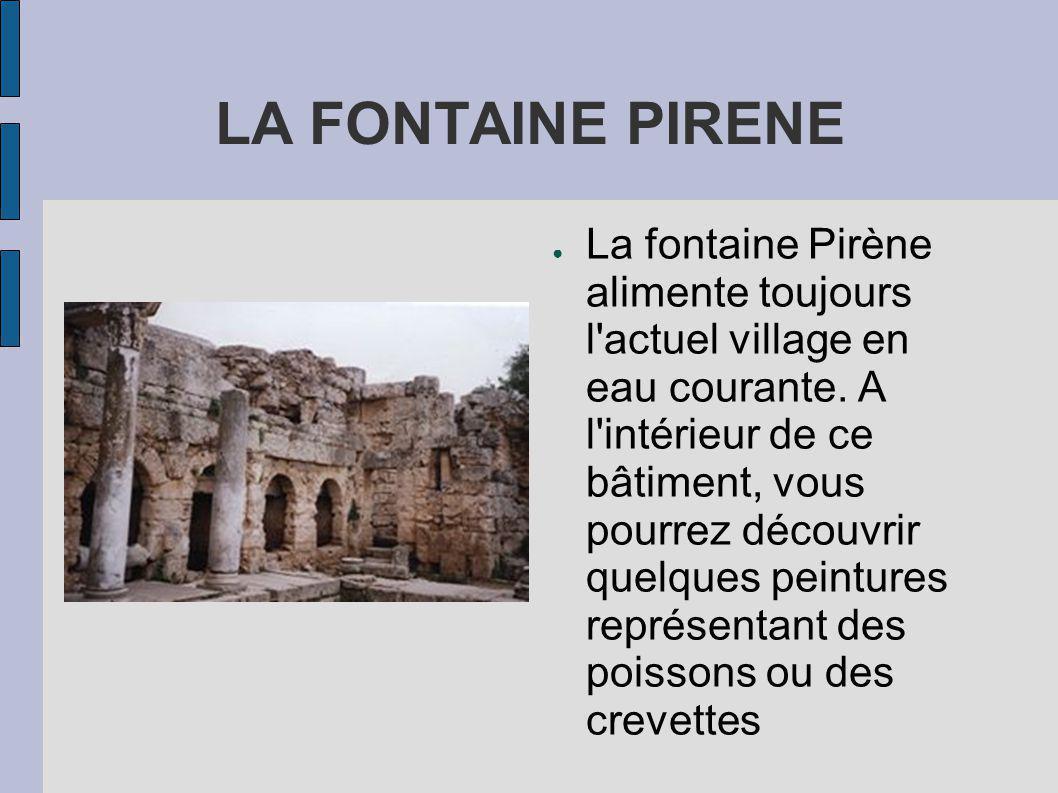 LA FONTAINE PIRENE
