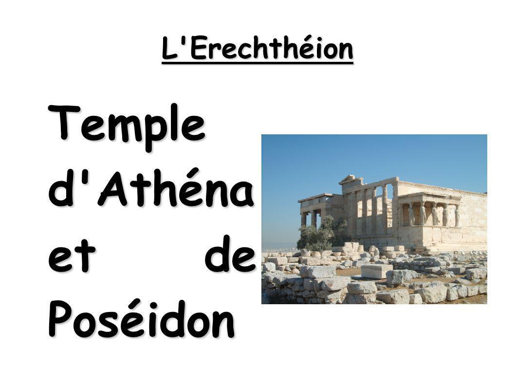 Temple d Athéna et de Poséidon