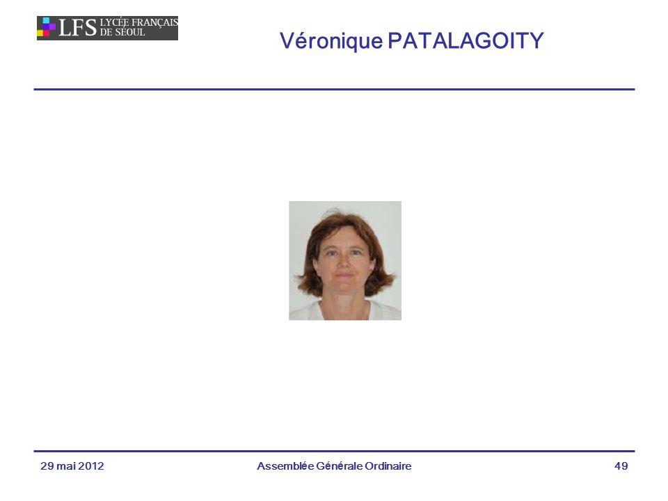 Véronique PATALAGOITY
