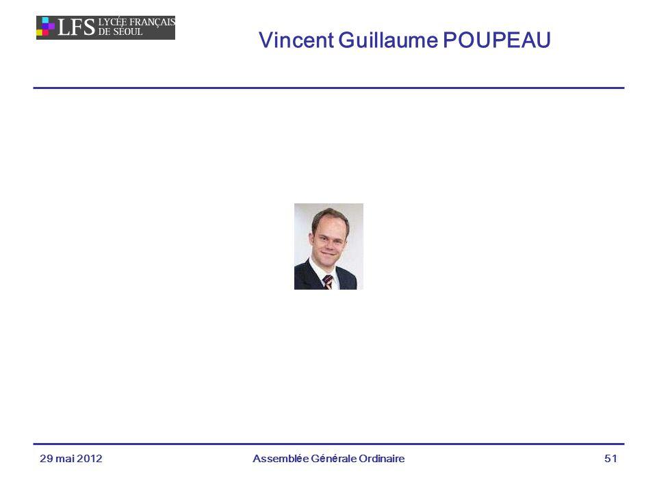 Vincent Guillaume POUPEAU