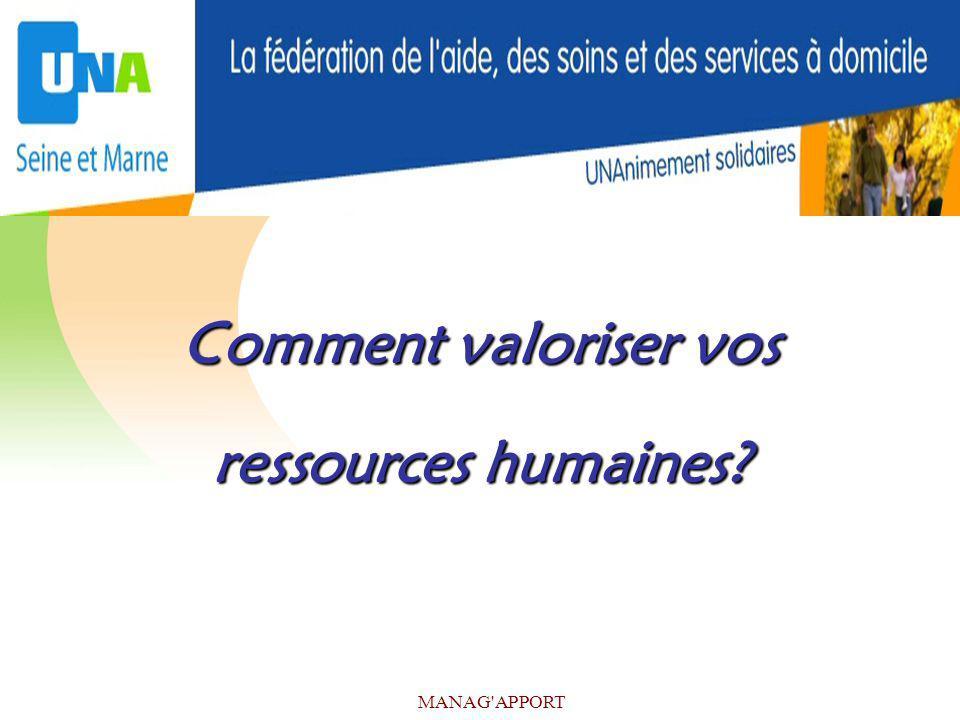 Comment valoriser vos ressources humaines