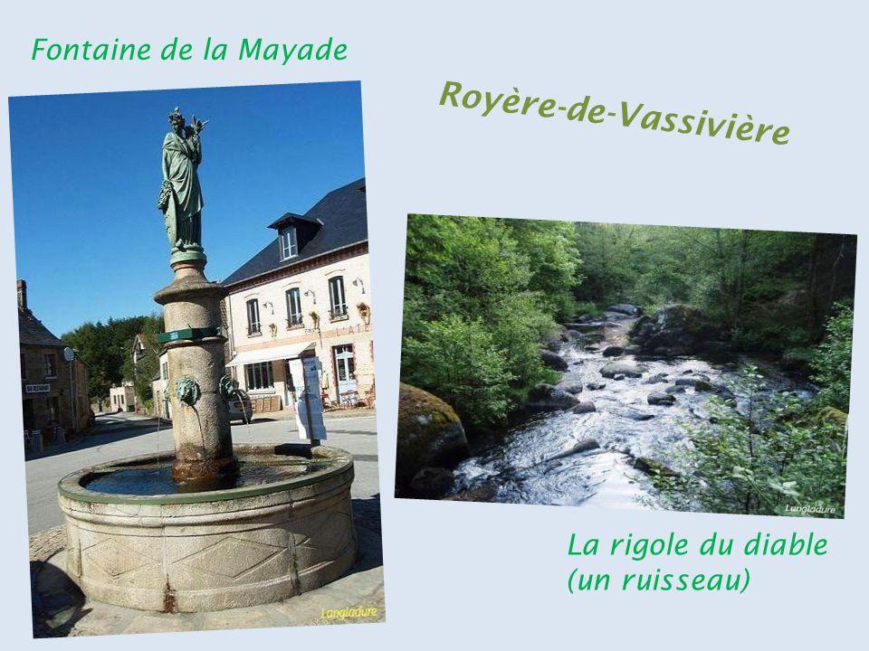 Royère-de-Vassivière