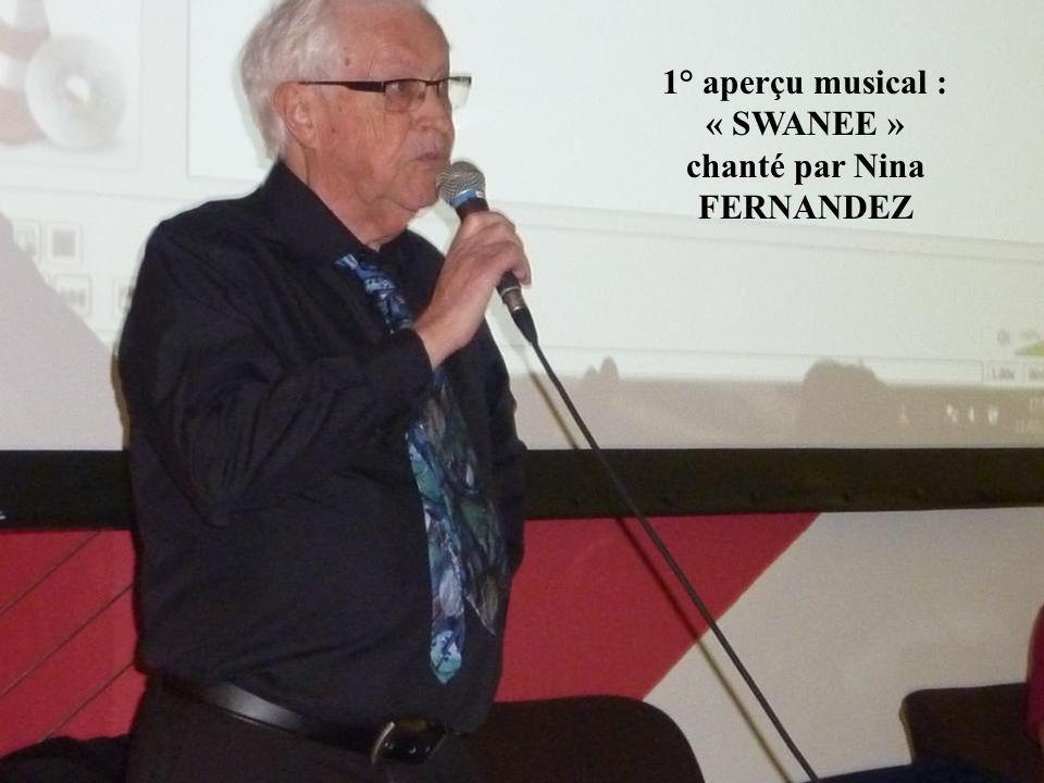 chanté par Nina FERNANDEZ