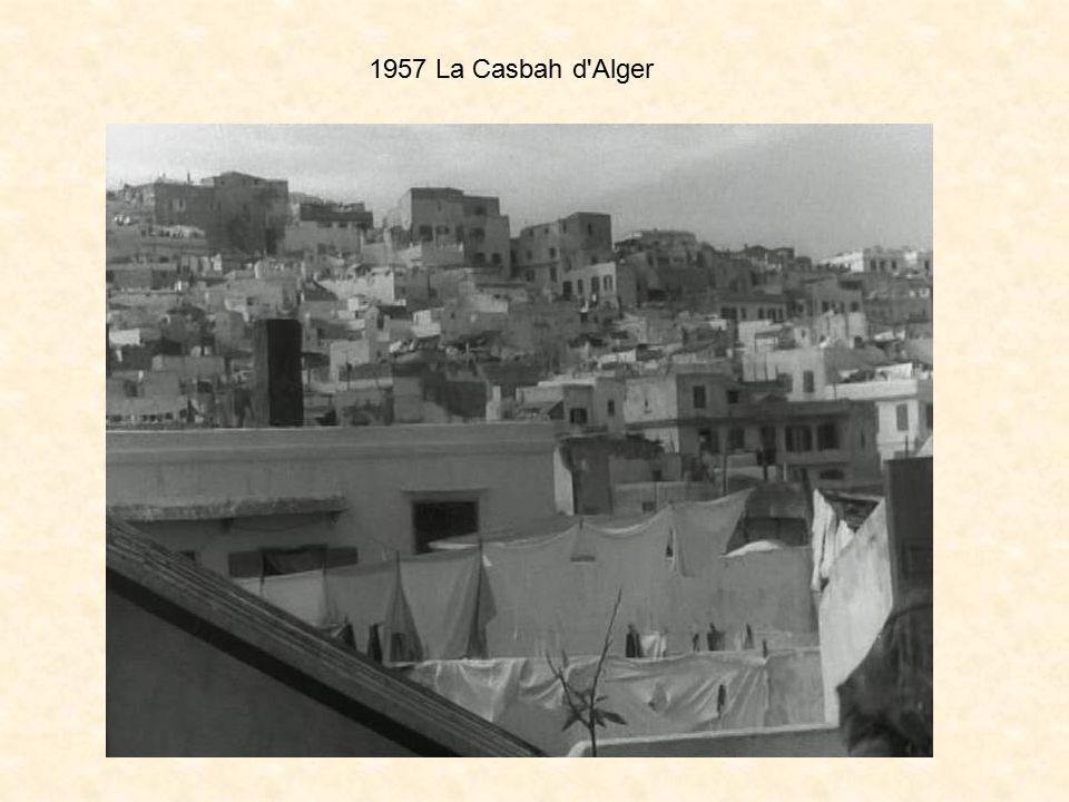 1957 La Casbah d Alger