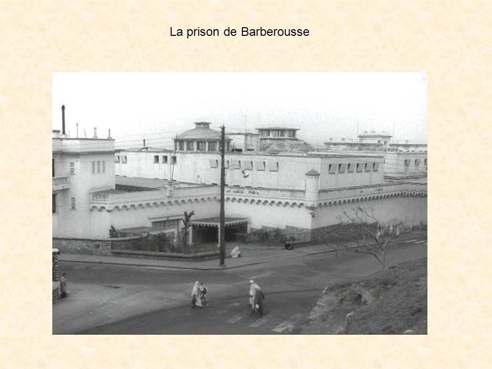 La prison de Barberousse