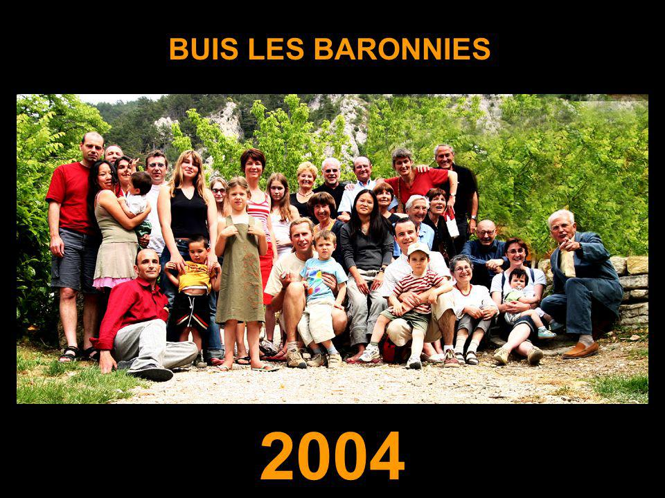 BUIS LES BARONNIES 2004