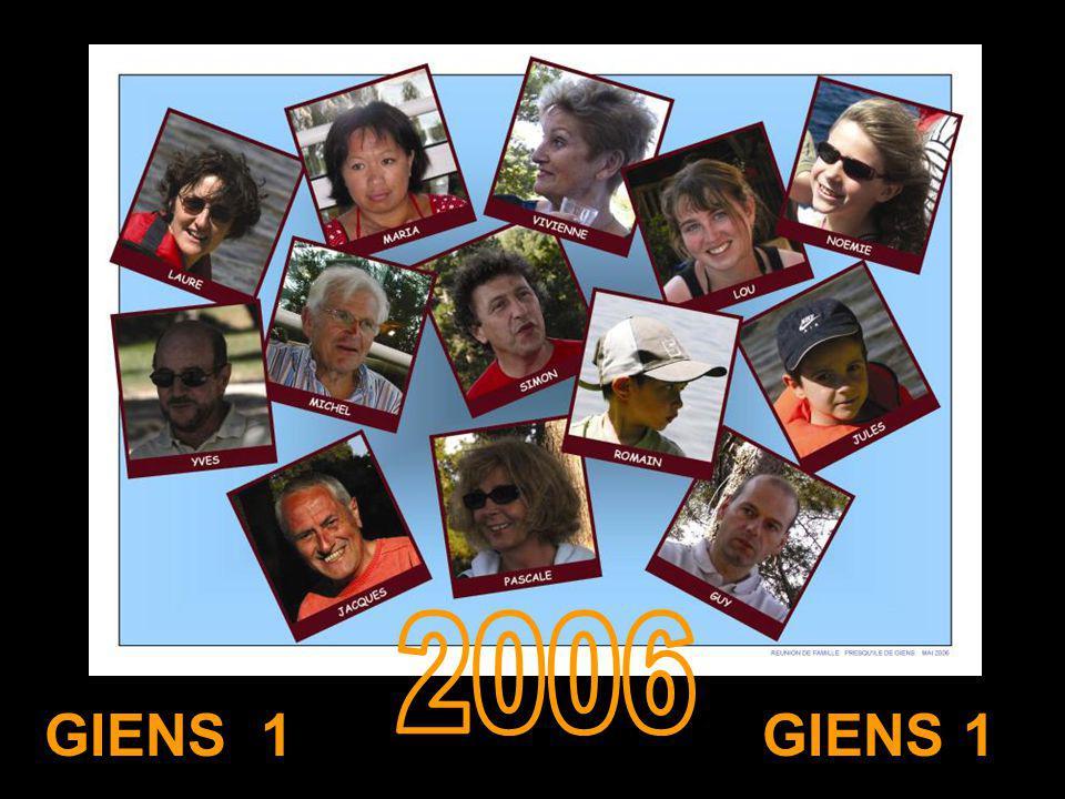 2006 GIENS 1 GIENS 1