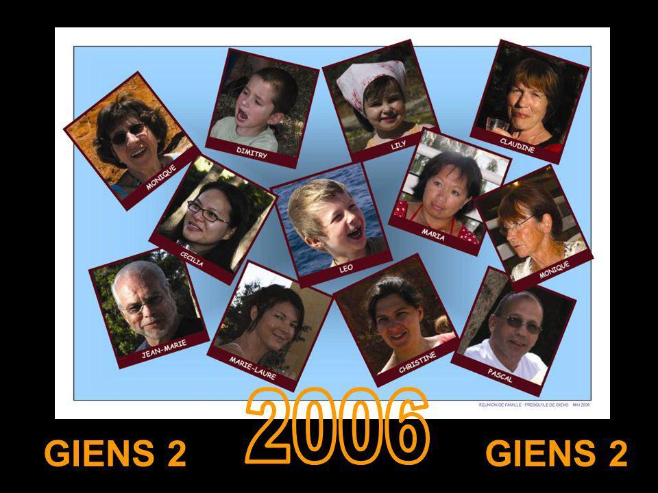 2006 GIENS 2 GIENS 2