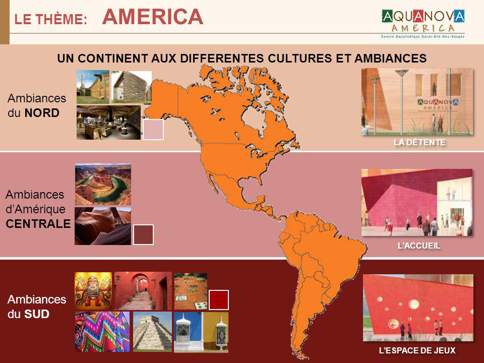 UN CONTINENT AUX DIFFERENTES CULTURES ET AMBIANCES