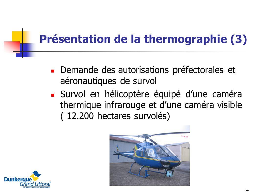 Présentation de la thermographie (3)