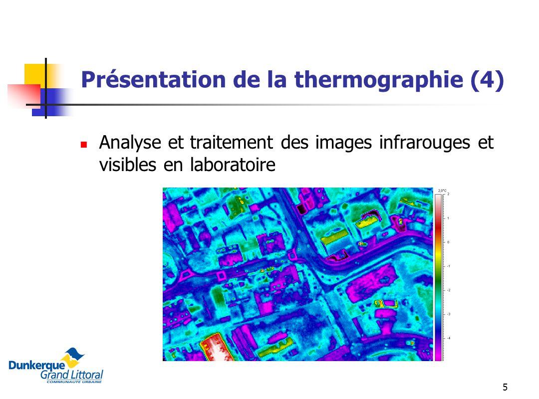 Présentation de la thermographie (4)
