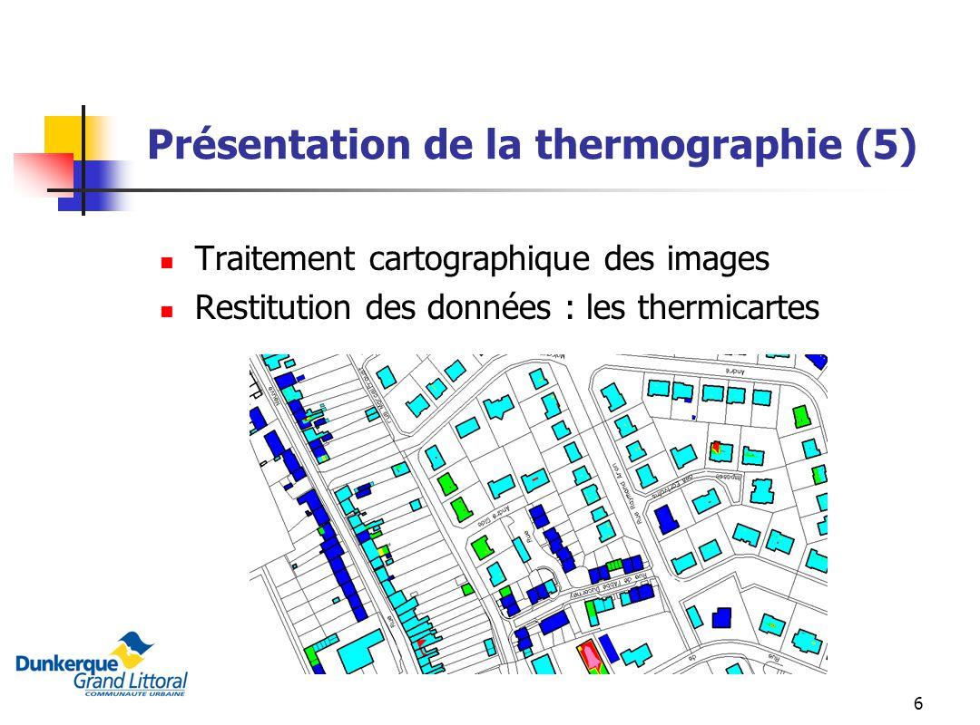 Présentation de la thermographie (5)
