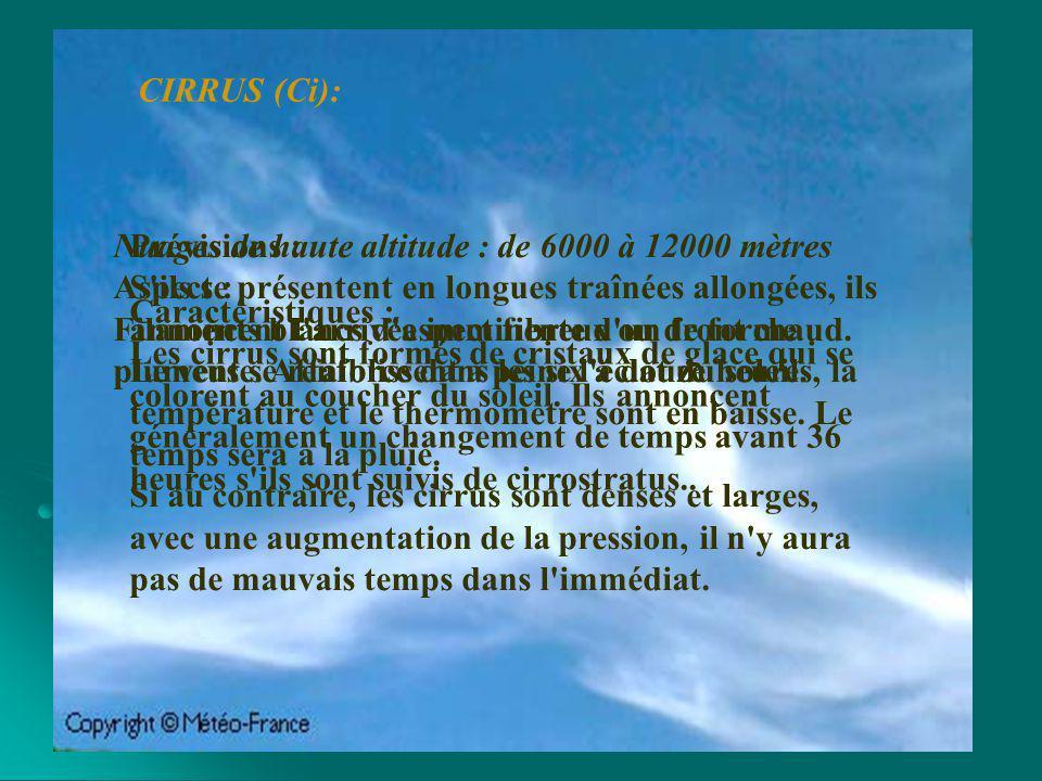 CIRRUS (Ci):