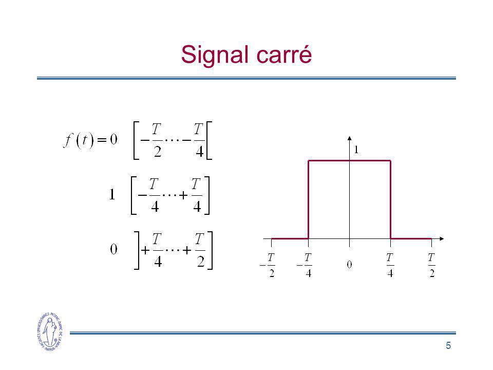 Signal carré
