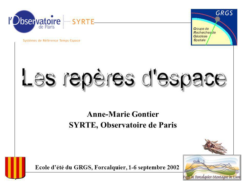 SYRTE, Observatoire de Paris