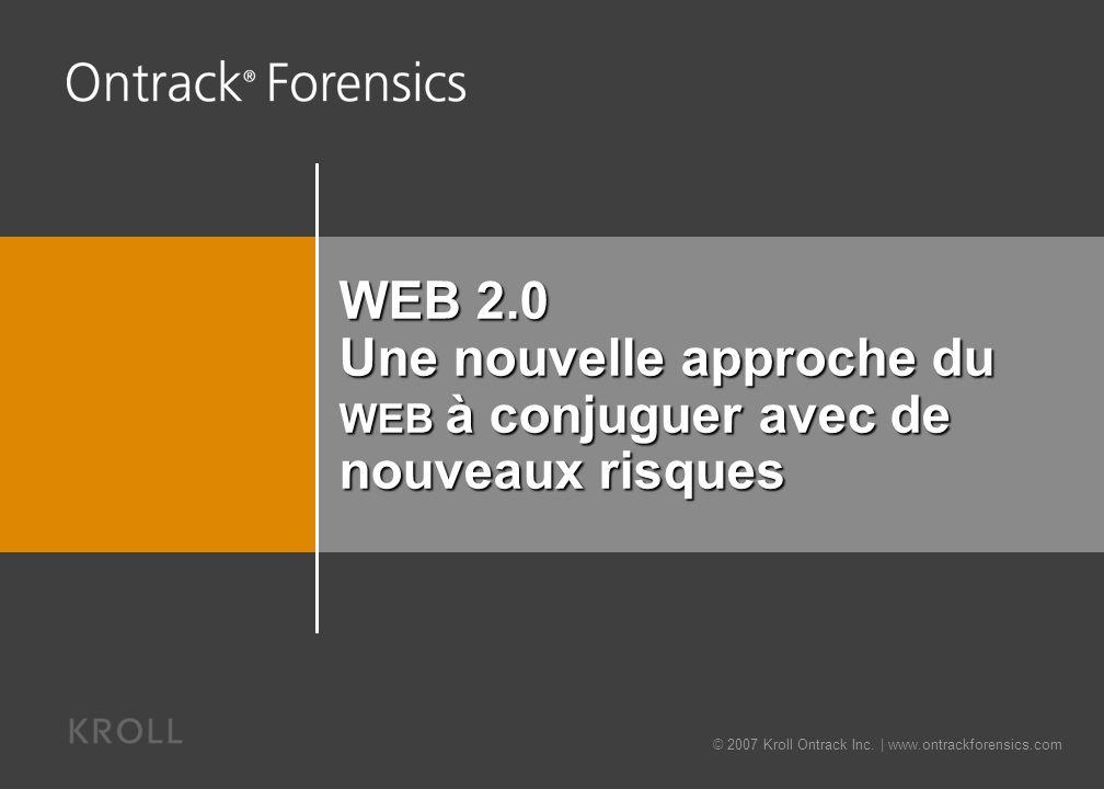 Qu'est ce que le WEB 2.0