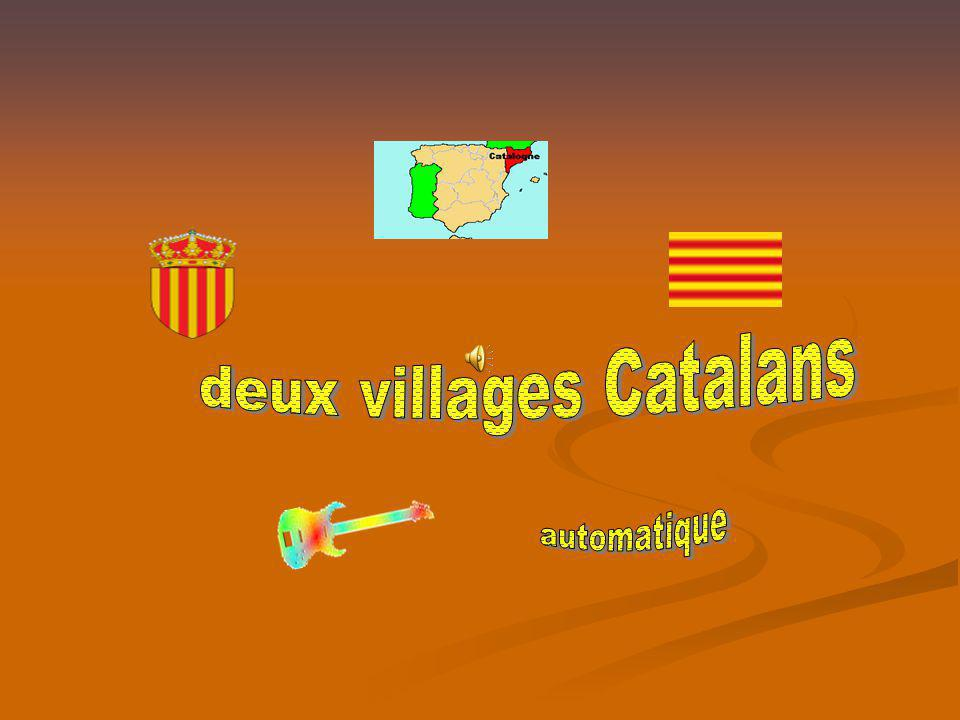 deux villages Catalans